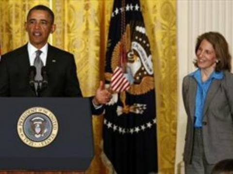 Η Ελληνοαμερικανίδα που διάλεξε για το πλευρό του ο Ομπάμα