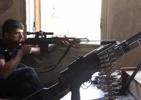 Η Γερμανία αρνείται να παραδώσει όπλα στους Σύρους αντάρτες