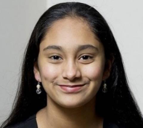 Αυτή είναι η 12χρονη Ινδή που ξεπέρασε το IQ του Αϊνστάιν