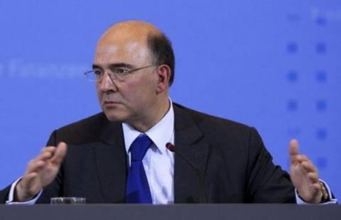 Αισιόδοξος για την Ελλάδα ο Μοσκοβισί και απαισιόδοξος για την Γαλλία