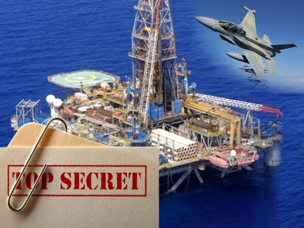 Ξεπουλάνε τα μυστικά της πατρίδας μας