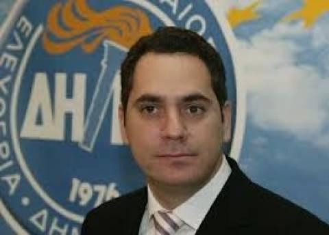 Ο Νίκος Παπαδόπουλος ανακοίνωσε υποψηφιότητα για την προεδρία του ΔΗΚΟ