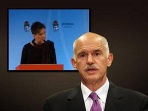 Ταλεγκόν:Ο Παπανδρέου έπρεπε να υψώσει το μεσαίο δάχτυλο στον Σαρκοζί
