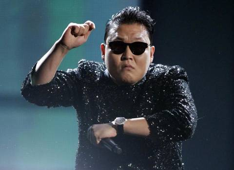 Τον Απρίλιο το νέο τραγούδι του Psy