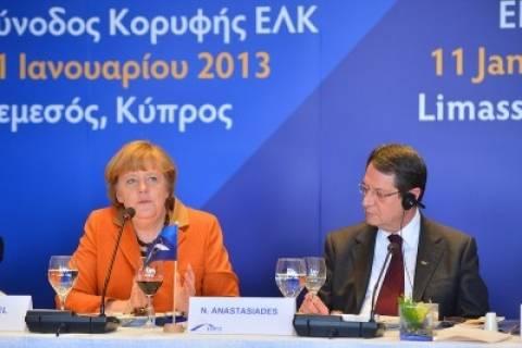 Κύπρος: Η Μέρκελ δεν έδωσε υποσχέσεις στον Αναστασιάδη