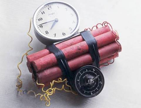 ΤΩΡΑ: Τηλεφώνημα για βόμβα στην Ευελπίδων
