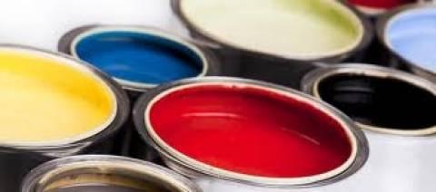 ΕΛΣΤΑΤ: Μειωμένη η ζήτηση για χρώματα και βερνίκια το 2011