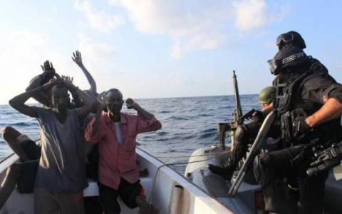 Μουσουρούλης:Υποστηρίζουμε πρωτοβουλίες για εξάλειψη της πειρατείας
