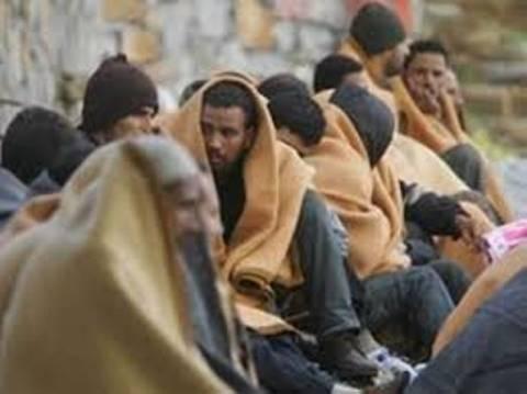 «Περαστικοί» ήταν οι παράνομοι μετανάστες που εντοπίστηκαν στη Μεσαρά