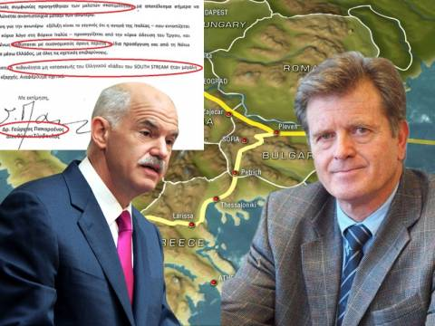 Ο εκλεκτός του «καίει» τη συμμετοχή της Ελλάδας στον South Stream
