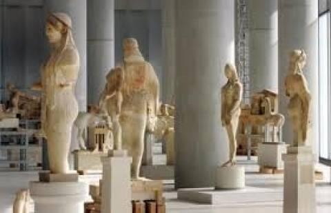 Αύξηση των επισκεπτών των Μουσείων