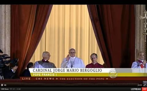 Αυτός είναι ο νέος Πάπας