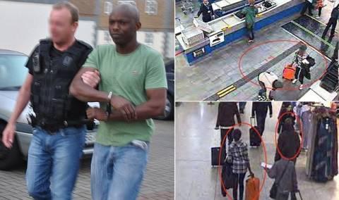 Εικόνες-ΣΟΚ: Ανήλικες σκλάβες του σεξ στο αεροδρόμιο του Heathrow