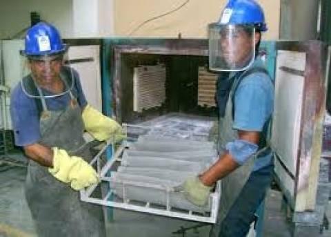 ΕΛΣΤΑΤ: Υποχώρηση της ζήτησης μεταλλουργικών προϊόντων