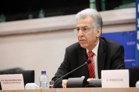 Αποχωρεί τον Οκτώβριο ο Ευρωπαίος Διαμεσολαβητής Ν. Διαμαντούρος