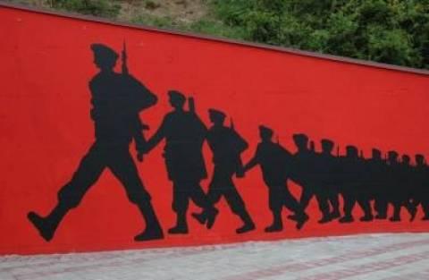 Αλβανικός στρατός: Άσκηση έρευνας και διάσωσης σε ορεινή περιοχή