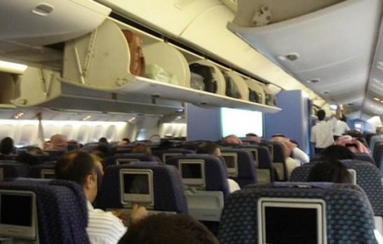 Απίστευτο: Απαίτησε να κατεβεί η αεροσυνοδός από το αεροπλάνο επειδή…