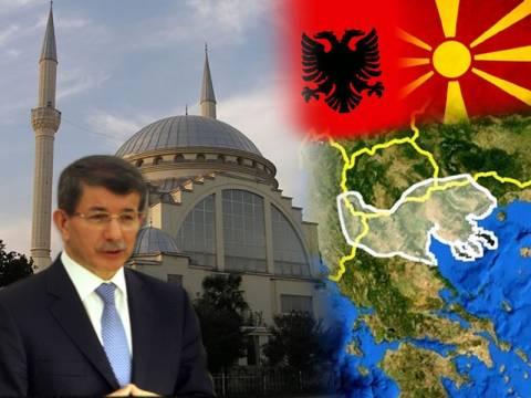 Ισλαμικό τόξο περικυκλώνει την Ελλάδα