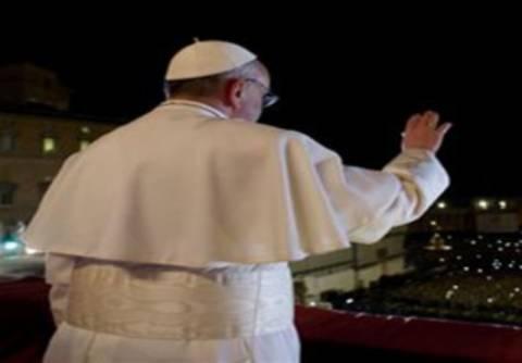 Αρνήθηκε την λιμουζίνα ο νέος Πάπας