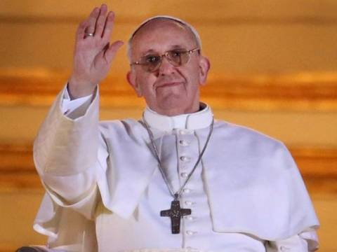 Το πρώτο κήρυγμα του Πάπα Φραγκίσκου του Α΄