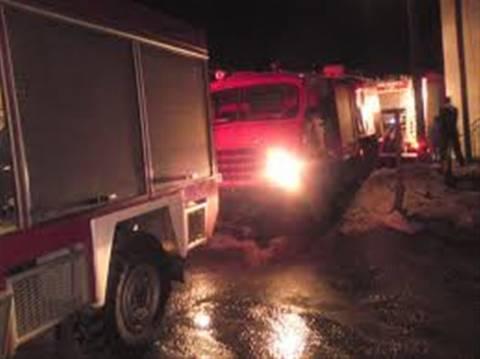 Πρέβεζα: Πυρκαγιά κατέστρεψε βιβλιοπωλείο