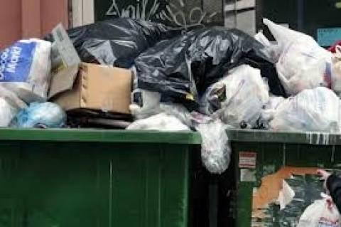 «Ξεκαθαρίζει» το τοπίο με τα σκουπίδια στην Τρίπολη