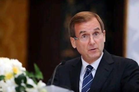 Παραιτήθηκε ο πρόεδρος του Τ.Χ.Σ. Paul Koster