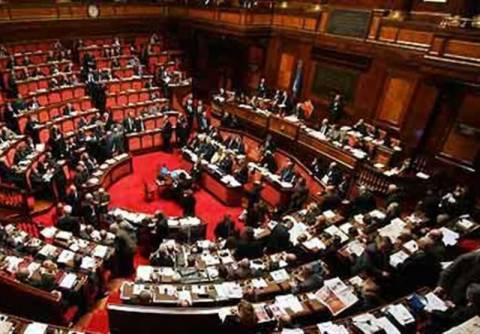Πρώτη συνεδρίαση για τη νέα ιταλική βουλή