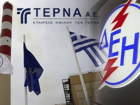 «Χρυσό» συμβόλαιο 1,4 δισ. ευρώ της ΤΕΡΝΑ με τη ΔΕΗ
