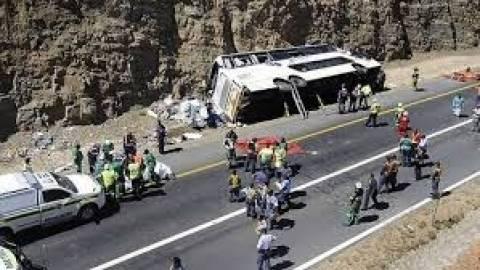 Πακιστάν: Δεκάδες στρατιώτες νεκροί από πτώση λεωφορείου σε γκρεμό