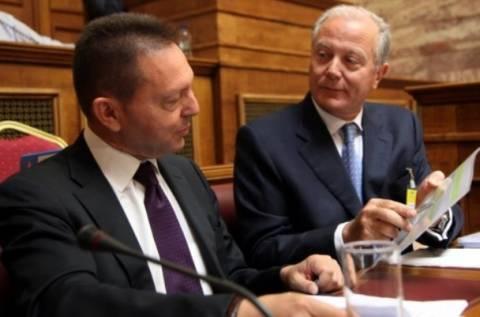 Σύσκεψη Στουρνάρα-Προβόπουλου για τις εξελίξεις στην Κύπρο