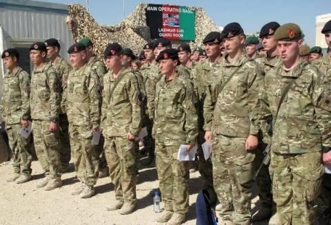Οι Βρετανοί που υπηρετούν στην Κύπρο θα αποζημιωθούν για το «κούρεμα»