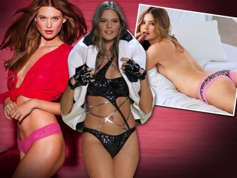 Η Αυστραλή μούσα της Victoria Secret!