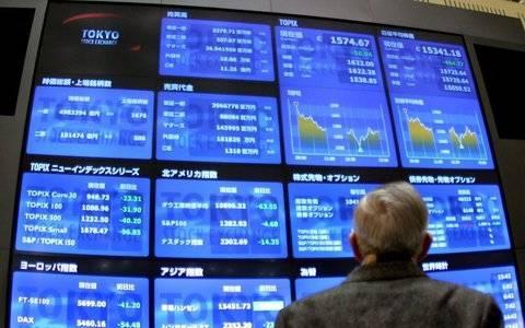 Πτώση στις ασιατικές αγορές λόγω Κύπρου