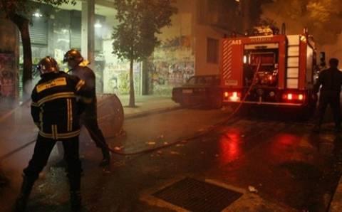 Ανάληψη ευθύνης για τις εμπρηστικές επιθέσεις στη Θεσσαλονίκη