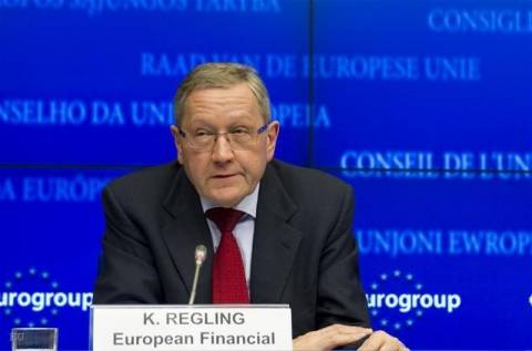 Ρέγκλινγκ: Αν χρεοκοπήσει η Κύπρος κινδυνεύει το ευρώ