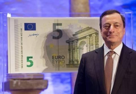 Έρχεται νέο χαρτονόμισμα των 5 ευρώ