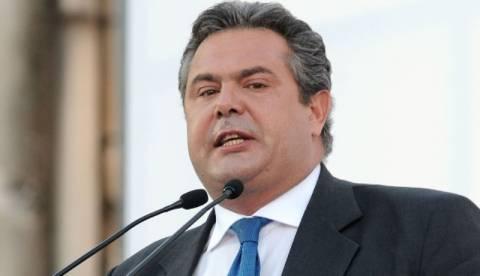 Καμμένος: Η κυβέρνηση ψήφισε το σχέδιο της Μέρκελ για την Κύπρο