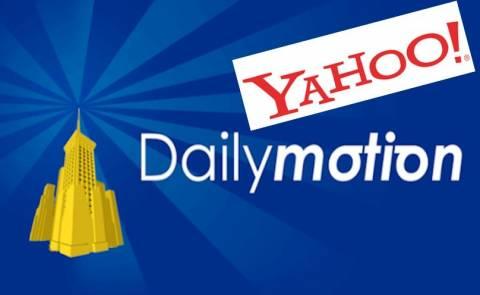 Έντονη φημολογία για εξαγορά του Dailymotion από τη Yahoo