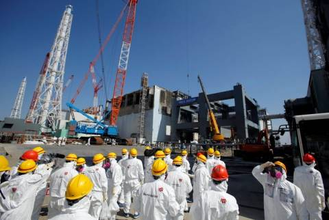 Ιαπωνία: Αποκαταστάθηκε η βλάβη στο πυρηνικό εργοστάσιο της Φουκοσίμα