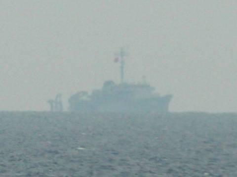 ΕΚΤΑΚΤΟ: Τουρκικό ερευνητικό σκάφος ανοικτά του Καστελόριζου