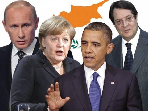 Απόφαση Μέρκελ: «Τσακίστε την Κύπρο»