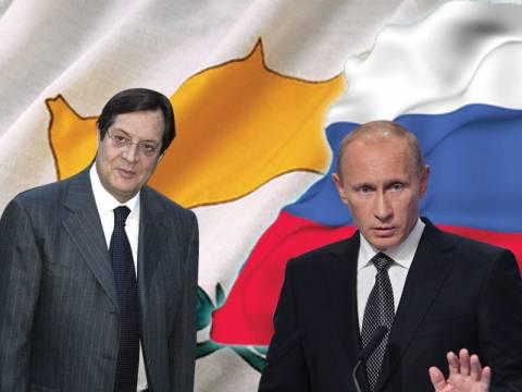 Δάνειο από τη Ρωσία ύψους 5 δισ. ευρώ ζητά η Κύπρος