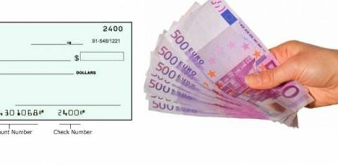 Μετρητά  ζητούν οι προμηθευτές της Κύπρου