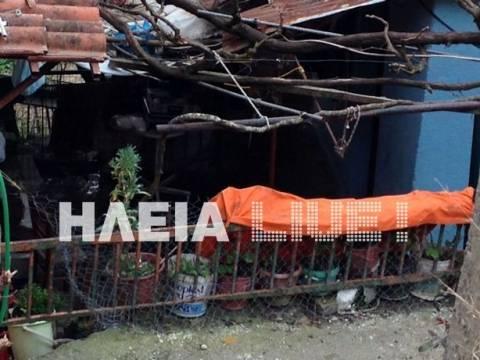 Θρήνος στην Ηλεία: 32χρονος βρέθηκε νεκρός από το μικρό του γιό