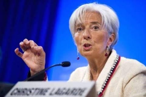 Λαγκάρντ: Η κρίση στην Κύπρο μπορεί να προκαλέσει ντόμινο