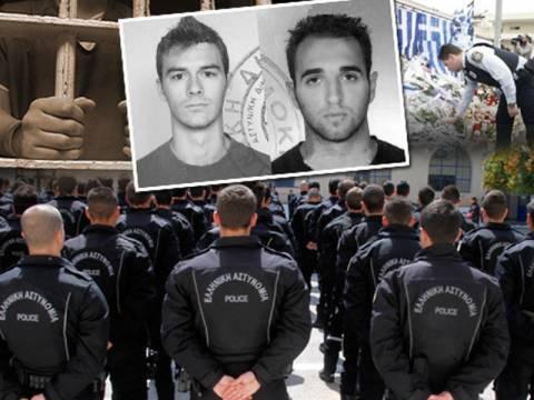Δις ισόβια για τους δολοφόνους των αστυνομικών της ΔΙΑΣ στου Ρέντη