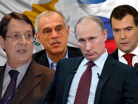 Mόσχα: «Δεν εμπιστευόμαστε τον Αναστασιάδη»