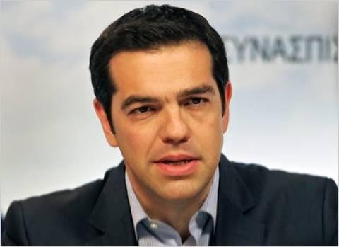 Έκτακτη συνέντευξη Τσίπρα για το Κυπριακό