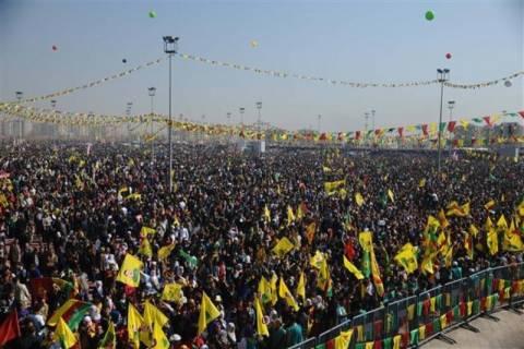 Οι Κούρδοι περιμένουν την ιστορική ανακοίνωση του Οτσαλάν